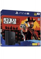 PS4 PRO 1TB Console Inc Red Dead Redemption 2... on PS4