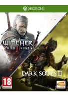 The Witcher 3 Wild Hunt + Dark Souls 3 Two Game Compilation... on Xbox One