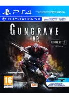 Gungrave VR (Loaded Coffin Edition)... on PS4