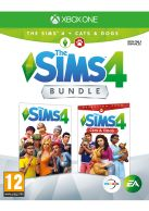 The Sims 4 Plus Cats and Dogs Bundle... on Xbox One
