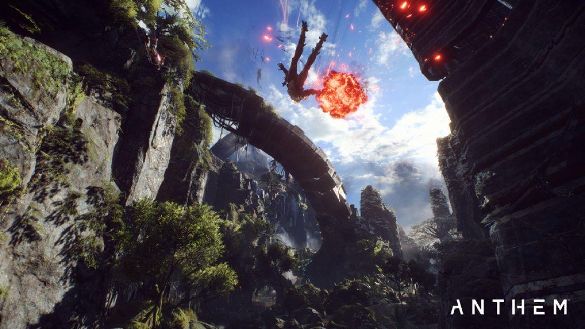 Anthem + Bonus DLC on PS4 | SimplyGames