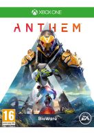 Anthem... on Xbox One