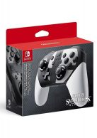 Pro Controller Super Smash Bros Limited Edition... on Nintendo Switch