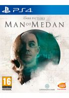 The Dark Pictures Man of Medan + Pre-Order Bonus... on PS4