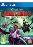 DreamWorks Dragons Dawn of New Riders... on PS4