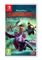 DreamWorks Dragons Dawn of New Riders... on Nintendo Switch