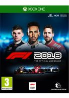 F1 2018 Standard Edition... on Xbox One
