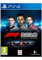 F1 2018 Standard Edition... on PS4