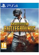 Player Unknown's Battlegrounds... on PS4