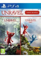 Unravel 1 and 2 Yarny Bundle... on PS4
