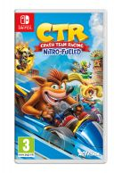 Crash Team Racing - Nitro Fueled + Pre-Order Bonus... on Nintendo Switch