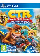 Crash Team Racing - Nitro Fueled + Bonus DLC... on PS4