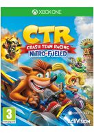 Crash Team Racing - Nitro Fueled + Pre-Order Bonus... on Xbox One