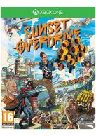 Sunset Overdrive... on Xbox One
