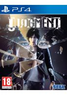 Judgment... on PS4