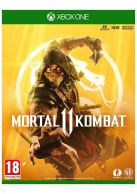 Mortal Kombat 11... on Xbox One