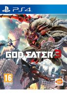 God Eater 3... on PS4