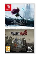 Child of Light & Valiant Heart Two Game Pack... on Nintendo Switch
