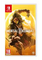 Mortal Kombat 11... on Nintendo Switch