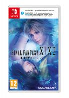 Final Fantasy X / X-2 HD Remaster (Cartridge + Code In A Box... on Nintendo Switch