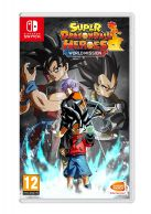 Super Dragon Ball Heroes : World Mission... on Nintendo Switch
