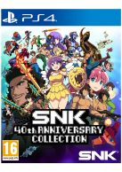 SNK 40th Anniversary Collection... on PS4