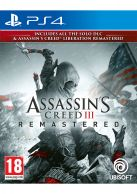 Assassin's Creed III Remastered... on PS4