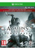 Assassin's Creed III Remastered... on Xbox One