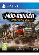 Spintires Mud Runner American Wilds... on PS4