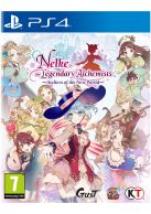 Nelke and the Legendary Alchemists Ateliers of the New World... on PS4