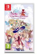 Nelke and the Legendary Alchemists Ateliers of the New World... on Nintendo Switch