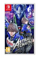 Astral Chain... on Nintendo Switch
