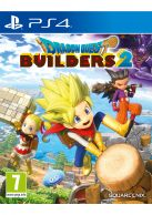 Dragon Quest Builders 2... on PS4