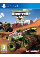 Monster Jam Steel Titans... on PS4