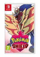 Pokemon Shield + Pre-Order Bonus Steelbook... on Nintendo Switch