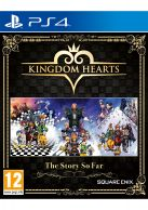 Kingdom Hearts The Story So Far... on PS4