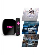 NOW TV 4K SMART BOX - including 4 NOW TV Passes... on NOW TV