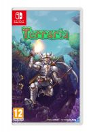 Terraria... on Nintendo Switch