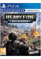 Heavy Fire Red Shadow - Playstation VR... on PS4