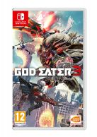 God Eater 3... on Nintendo Switch
