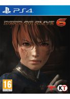 Dead or Alive 6... on PS4
