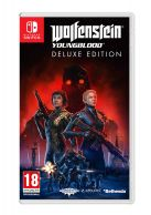 Wolfenstein: Youngblood Deluxe Edition + Pre-Order Bonus DLC... on Nintendo Switch