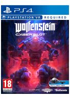 Wolfenstein Cyberpilot (Playstation VR)... on PS4