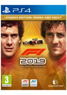 F1 2019 - Legends Edition... on PS4