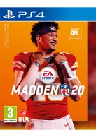 Madden NFL 20... on PS4