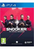 Snooker 19 The Official Video Game... on PS4