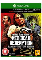 Red Dead Redemption Game of the Year (Compatible with Xbox O... on Xbox One