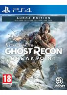 Tom Clancy's Ghost Recon Breakpoint + Keyring and Bonus DLC... on PS4