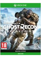 Tom Clancy's Ghost Recon Breakpoint + EXCLUSIVE Keyring... on Xbox One