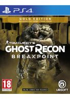Tom Clancy's Ghost Recon Breakpoint: Gold Edition... on PS4